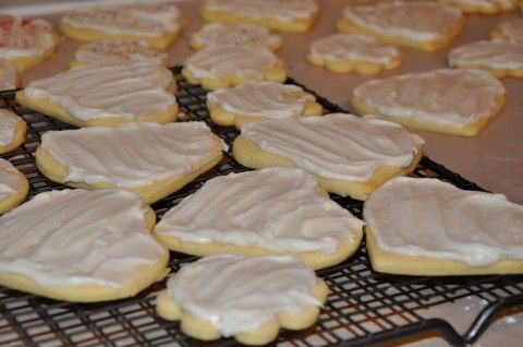 Christmas Sugar Cookie Recipes - MyLitter