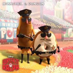 *WYNNCHEL + DUNCAN ~ Wreck-it-Ralph,