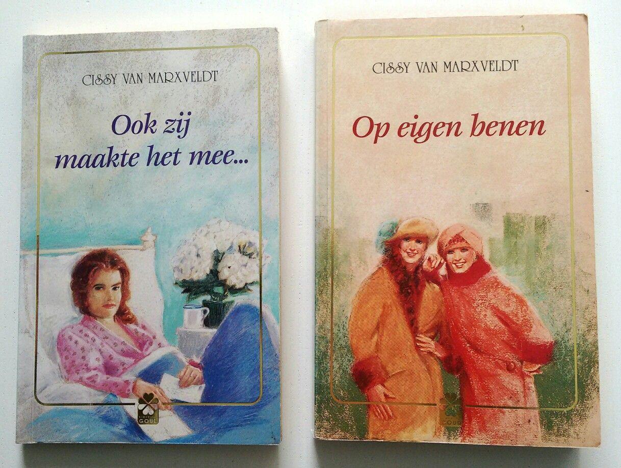 2 mooie pockets van Cissy van Marxveldt.