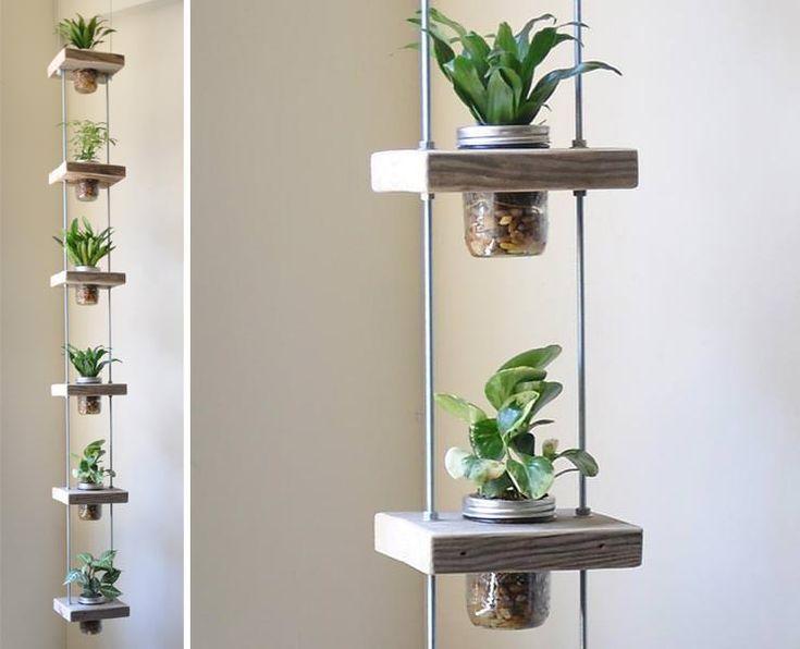 13 stunning indoor vertical garden planter ideas
