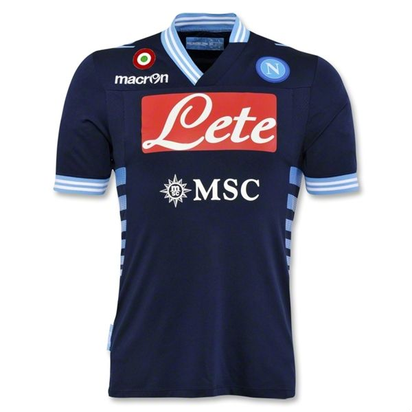 Napoli 12/13 Away Soccer Jersey