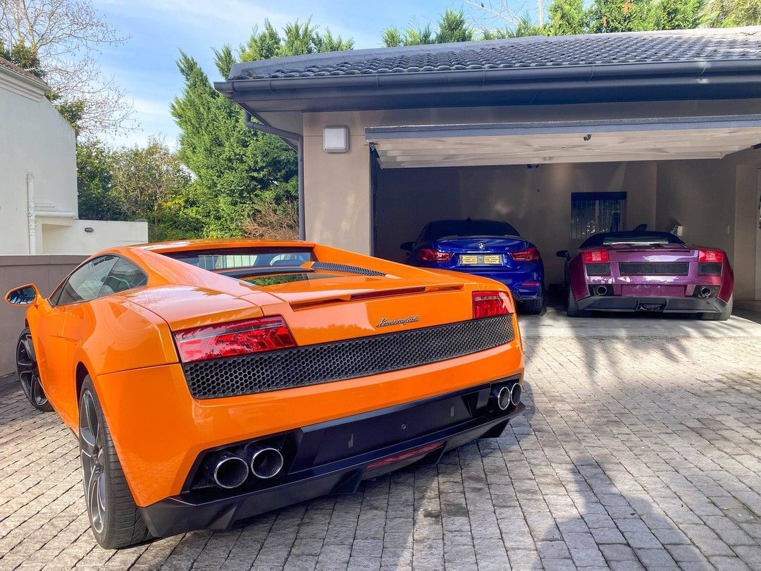 Driveway Goals Skittles Edition Photo Via Imaad From Cape Town Exoticspotsa Zero2turbo Southafrica Bmw M4cs Lamborghini Galla In 2020 Cape Town Photo Towns