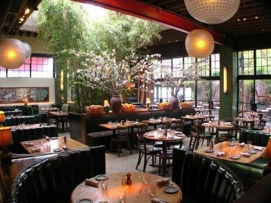 The Park Restaurant Nyc Chelsea Next Time A Must