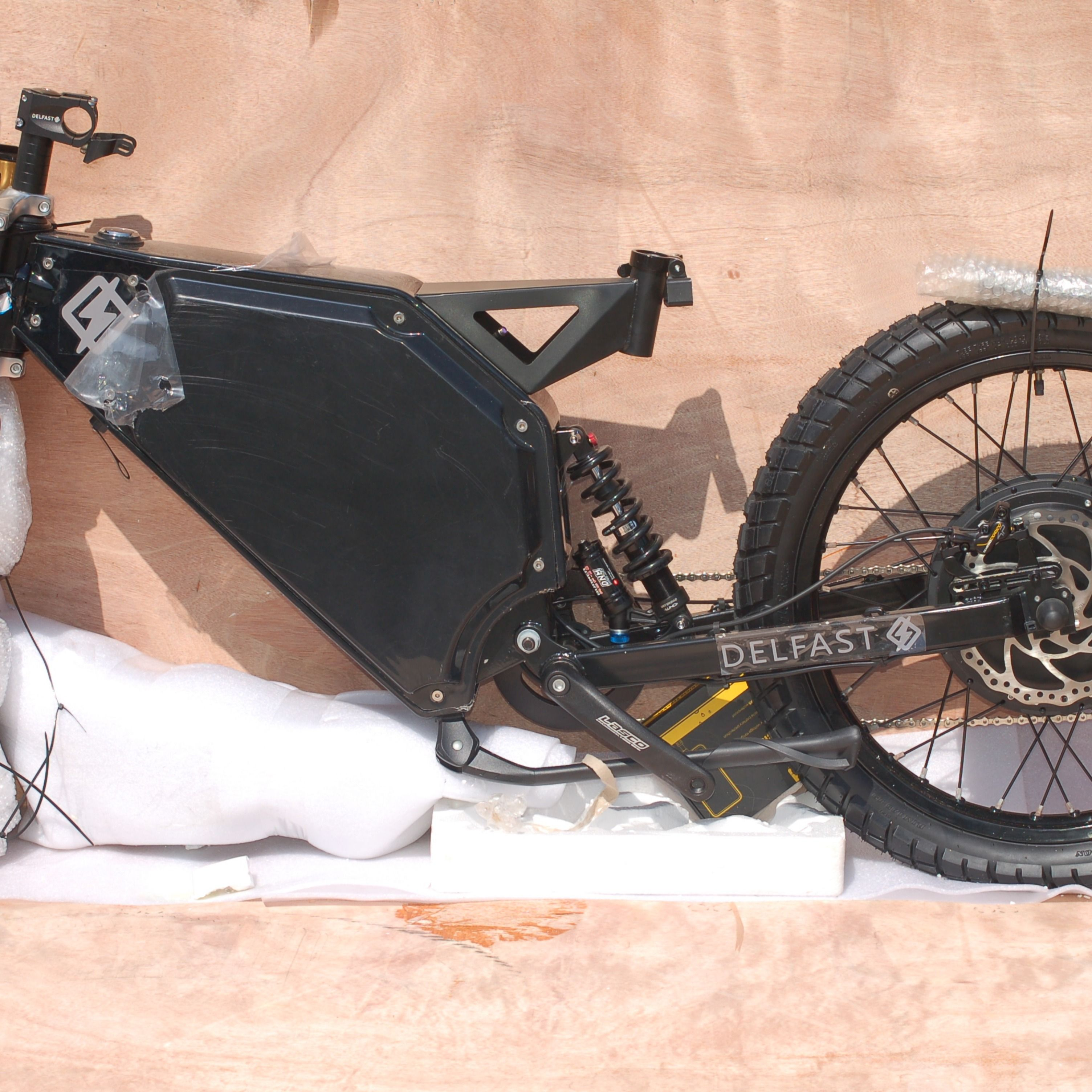 Electric Bike With The Record 236 Miles On A Single Charge