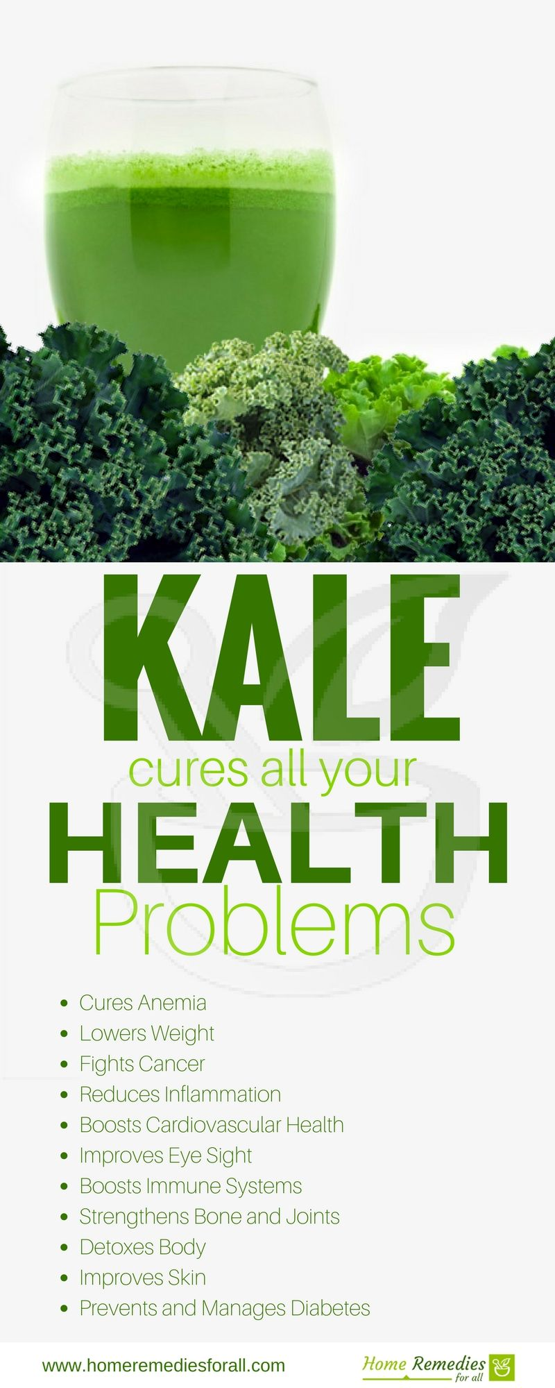 All kale diet