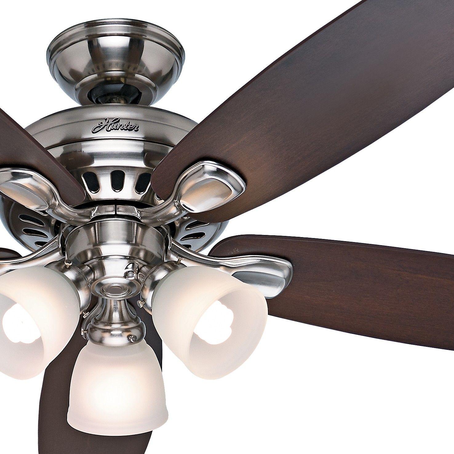Remote Control Ceiling Fan Light Kit