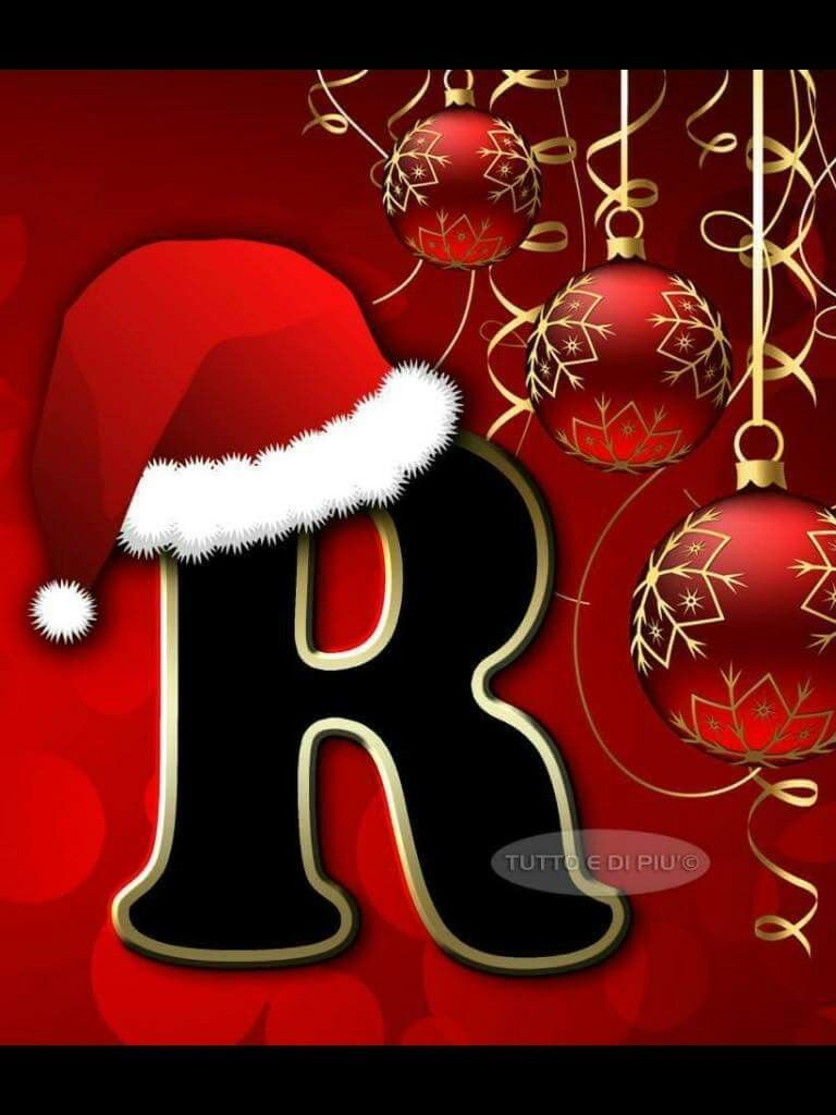 Pin By Ricky Lee On Letter R Christmas Lettering Pearl Crafts Christmas Designs