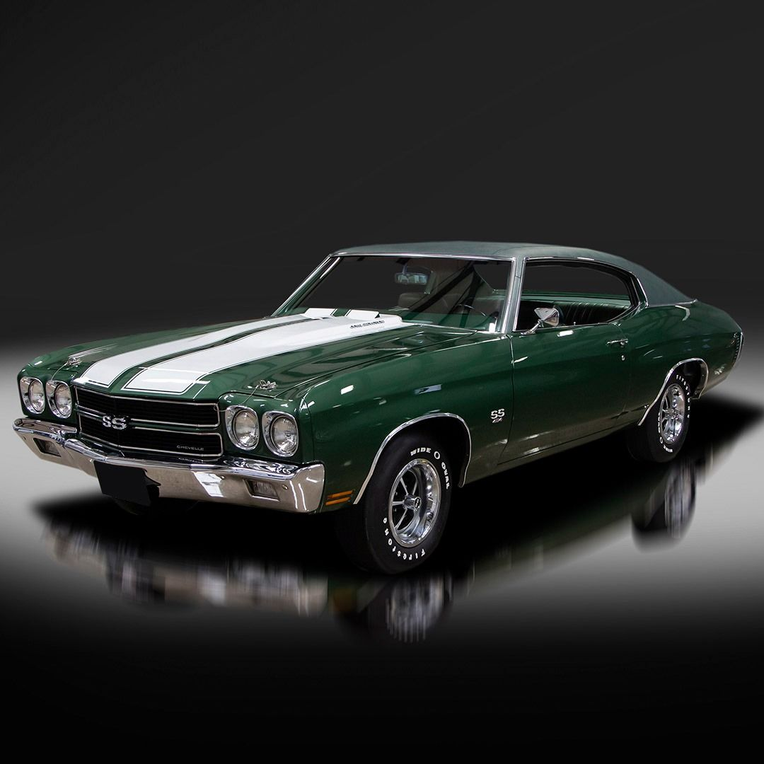 Per Your Request 1970 Chevrolet Chevelle Ls6 Selling With No