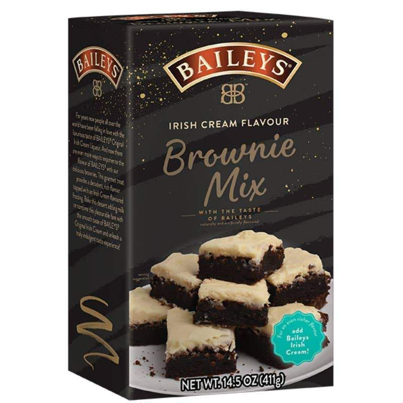 Photo of BAILEYS Irish Cream Brownie Mix and Frosting Kit