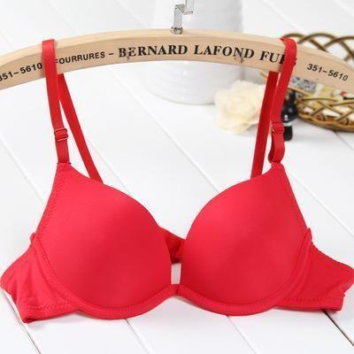 Push Up Bra Small Breast Women Minimizer Braser