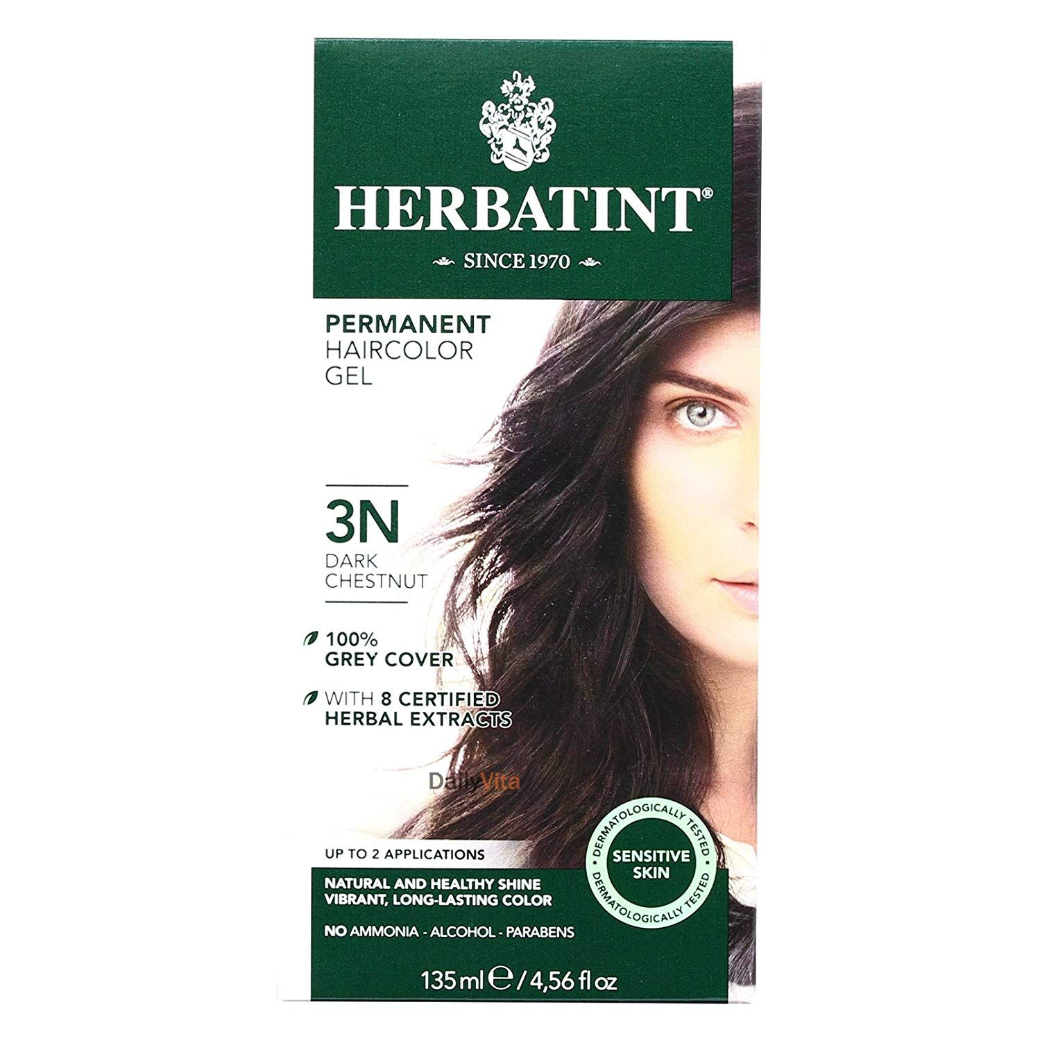 Herbatint 3n Dark Chestnut Hair Color 1xkit Visit The Image Link More Details This Is Herbal Hair Colour Dark Chestnut Hair Color Chestnut Hair Color