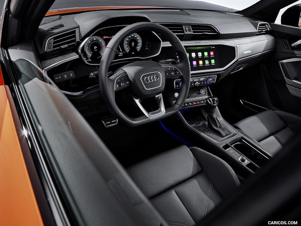2020 Audi Q3 Sportback Audi Q3 Audi Coupe