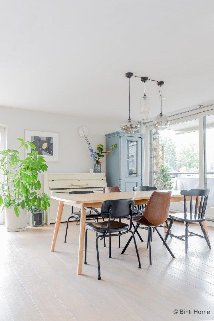 Binnenkijken interieurontwerp  Woonkamer inrichten