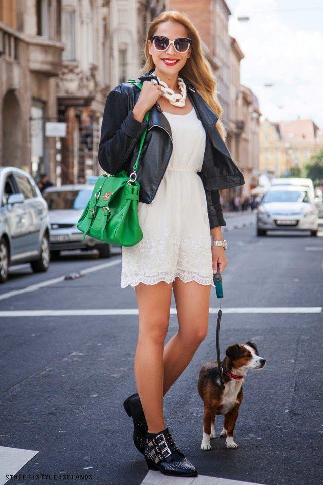 Ana Kramarić Stjuardesa How To Wear White Lace Dress