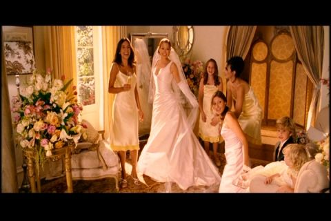 Monster Bride Dress