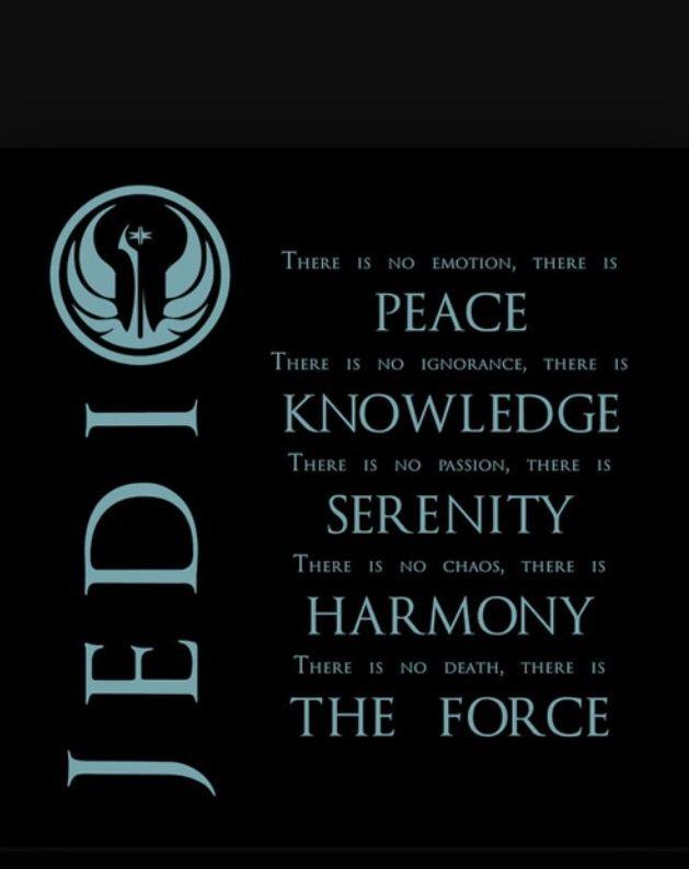 Star Wars Wallpaper Dump Star Wars Jedi Jedi Code Star Wars