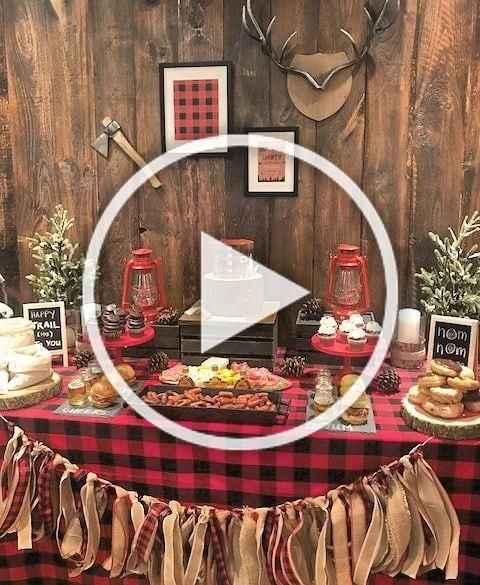 Rustic barn board backdrop we created for our friends @lmgeventco in Toronto. They needed a versatile backdrop for their event productions so we created two 4x8 panels that can bolt together. This particular event was done for the birthday of the owner of @forged_design (an avid outdoorsman). Give them both a follow on Instagram. #backdrop #eventplanner #birthday #barnboard #barnwood #barn #reclaimed #reclaimedwood #rustic #rusticwood #igers #toronto #hamilton #hamont #tdot #the6ix #durhamregion