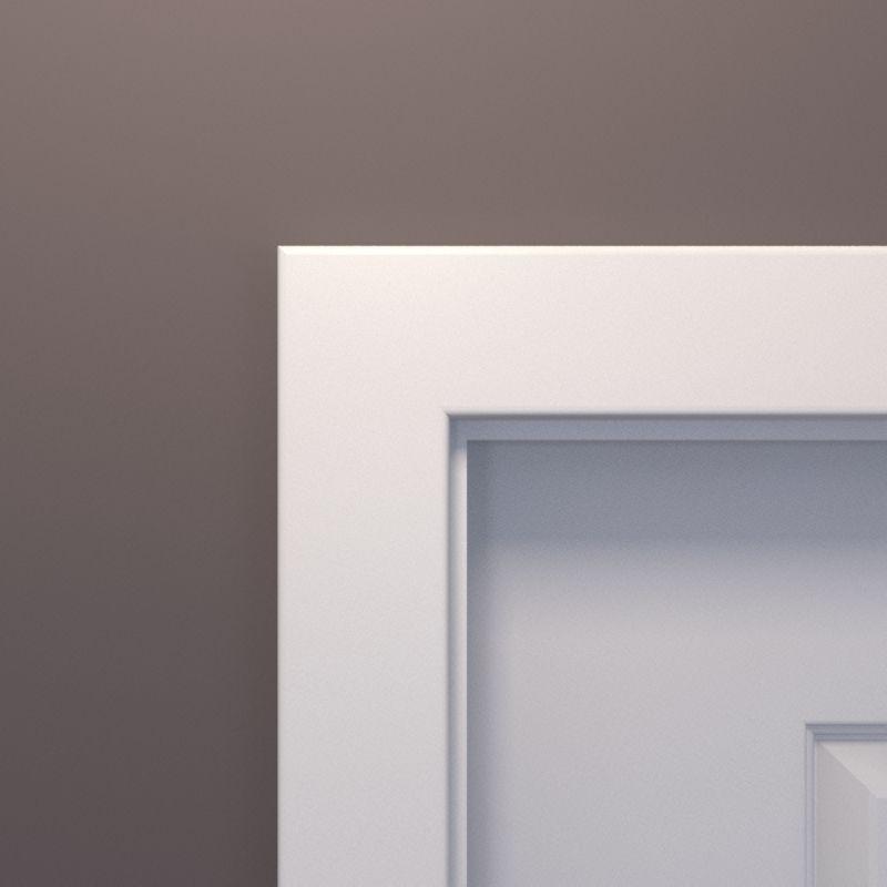 Wm452 Sanitary Casing Moldings Trim Modern Baseboards
