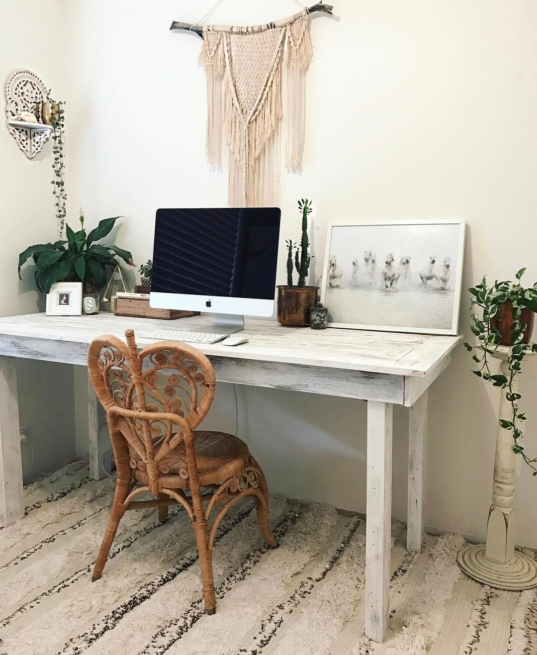 See This Instagram Photo By Sian 745 Likes Boho Office