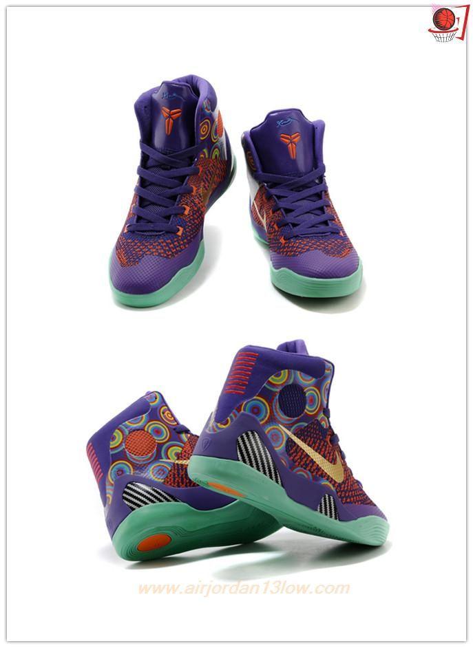 """""""Purple Venom"""" Nike Kobe 9 Elite 106911 Purple For Black ..."""