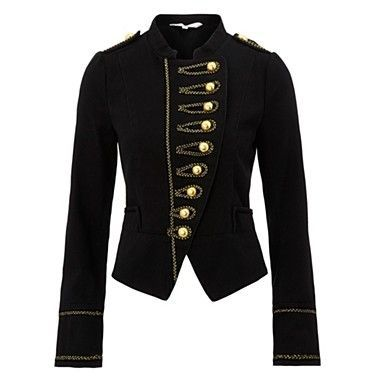 Military jackets for womens