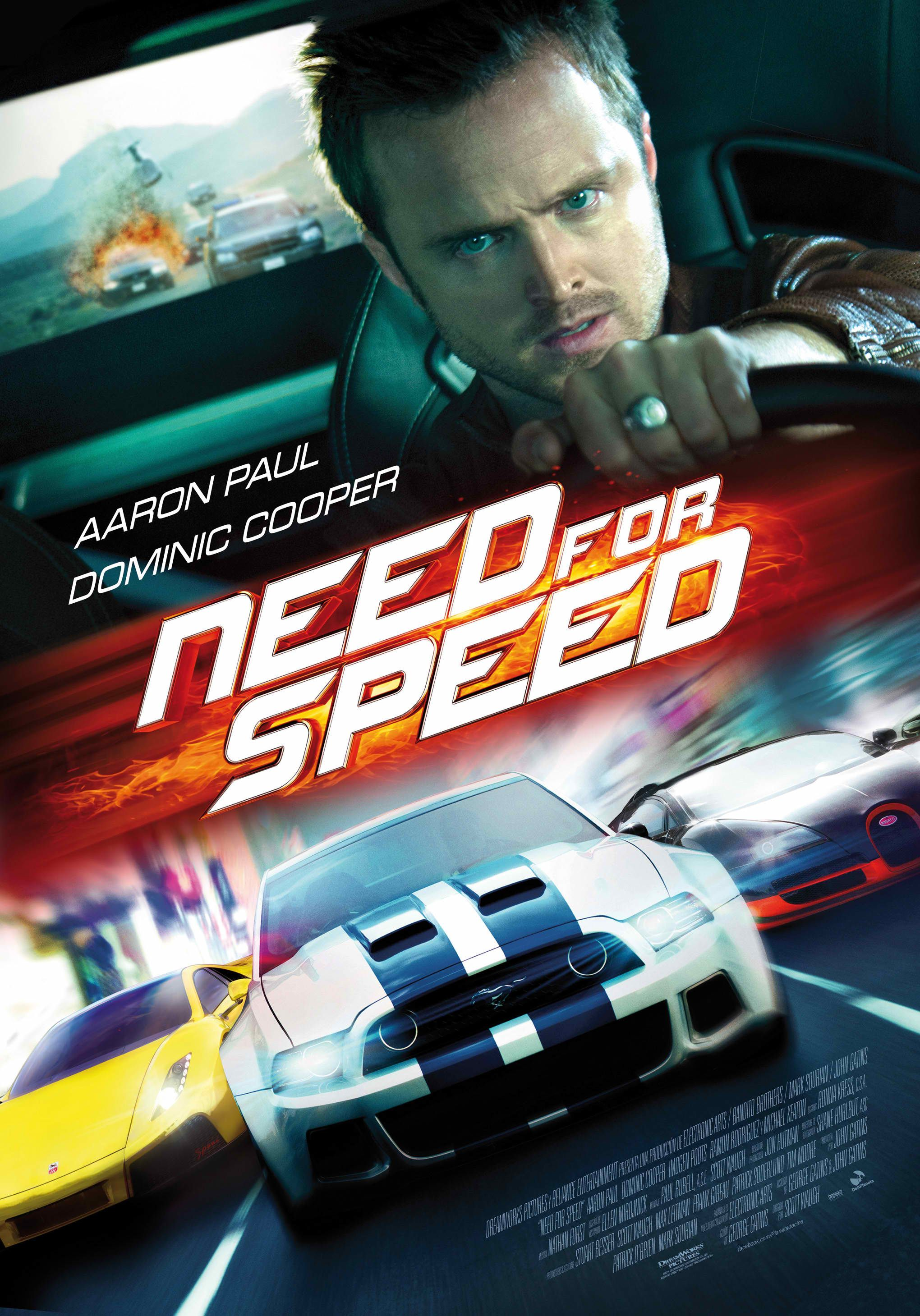 Need For Speed Aaron Paul Nfs Tv Shows And Movies