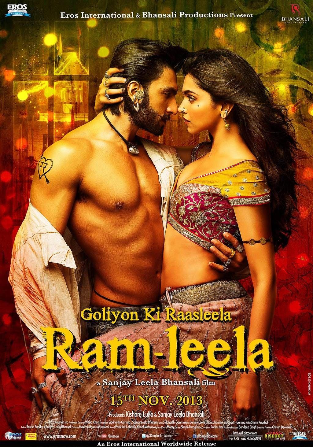 ram- leela : india's take on romeo and juliet. | movie magic