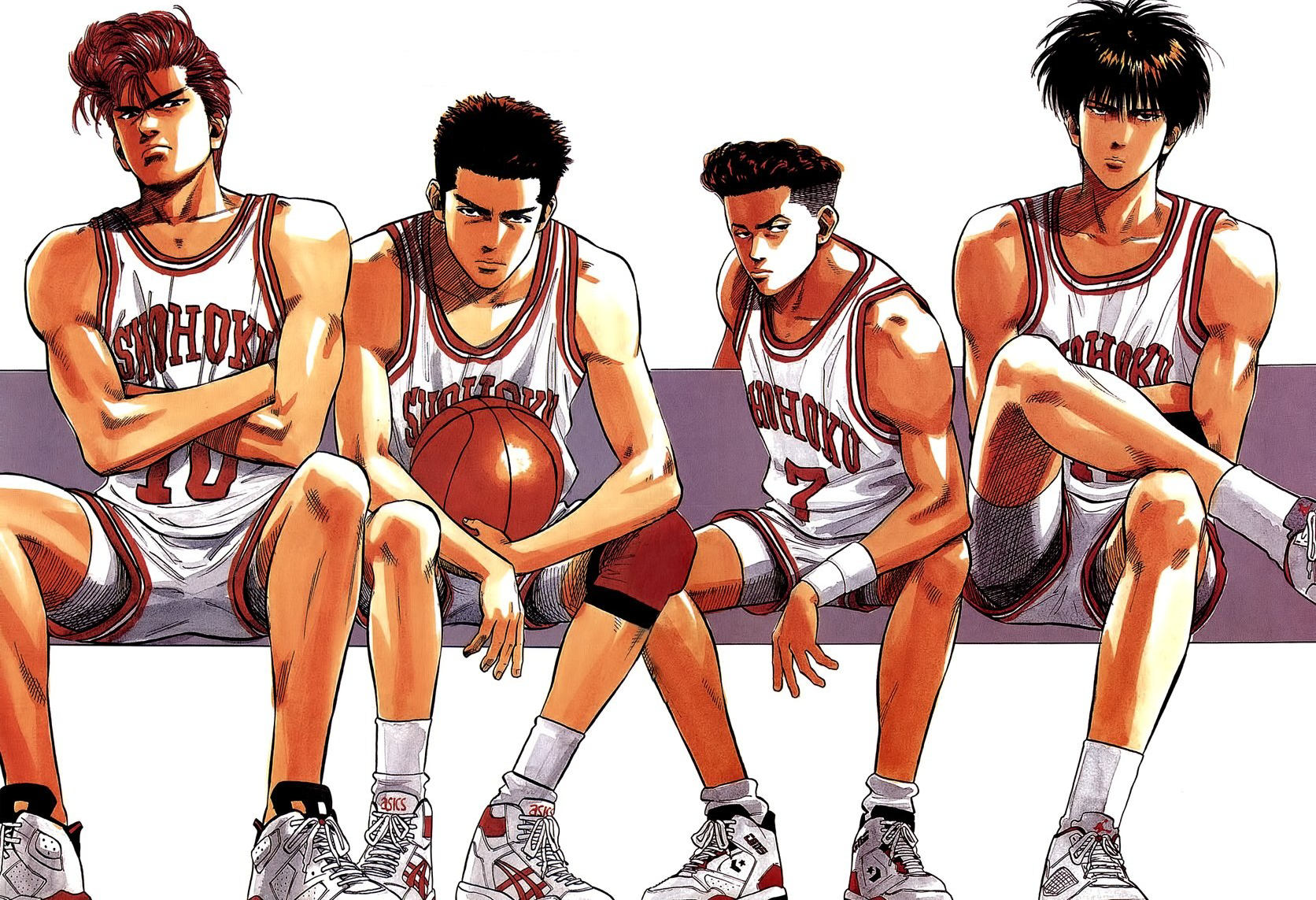 Slam Dunk is without a doubt the best sports manga ever