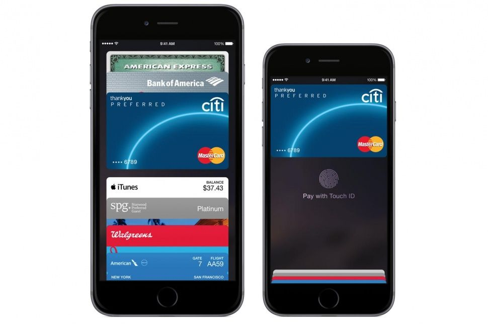 Apple pay will be available at 70 percent of us retail