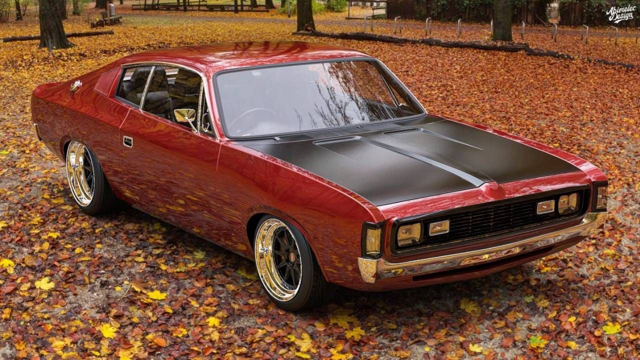 Hellcat Powered 1972 Chrysler Valiant Charger Restomod Project