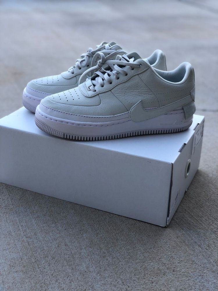 fd579fca7e7922 NIKE AIR FORCE 1 JESTER OFF WHITE AO1220-100 WOMEN S SIZE 10  fashion   clothing  shoes  accessories  womensshoes  athleticshoes (ebay link)