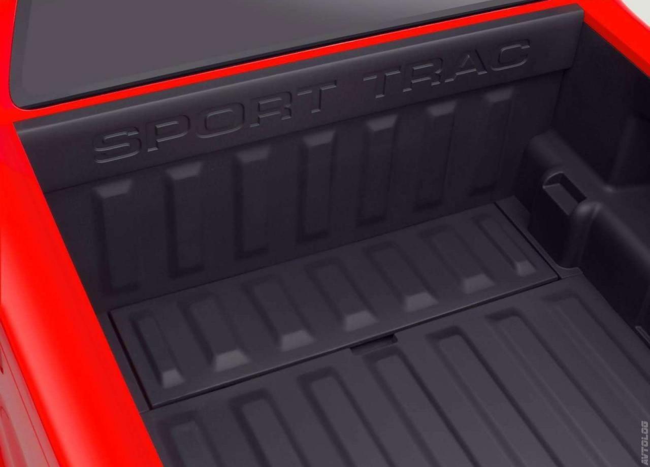 2006 Ford SVT Explorer Sport Trac Adrenalin Ford svt