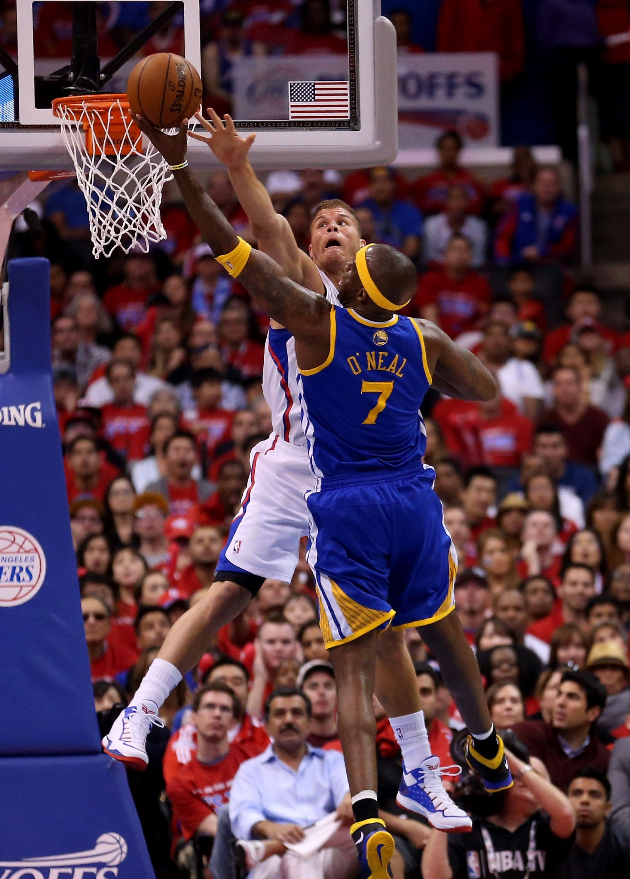 Pin By Joy Concepcion On Pro Sports Best Of Blake Griffin Jermaine O Neal Golden State Warriors