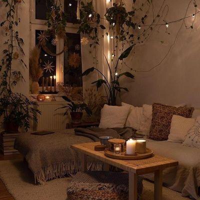 Dreamy Living Room Inspo