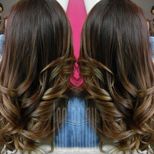 Balayage Tabaco Iso Salon Beautiful Hair Balayage Hair