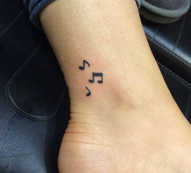 This is a cute idea, maybe next to the clef heart