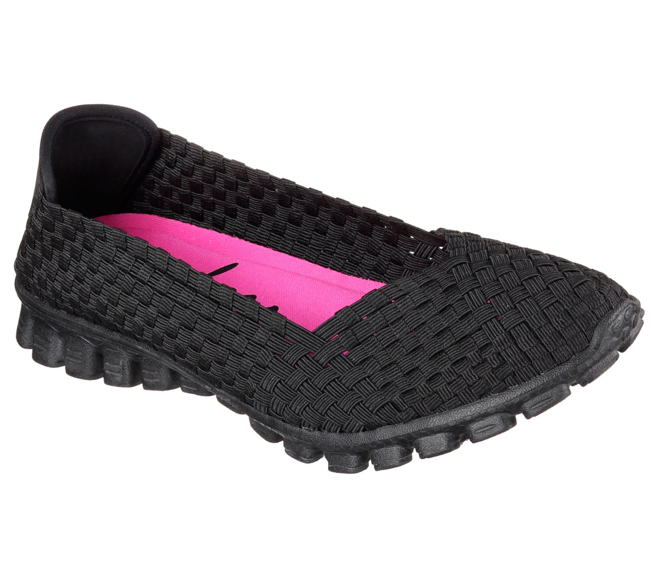 Enjoy easygoing style and stretchable comfort with the SKECHERS EZ Flex 2 -  Delphi shoe. Woven stretch fabric and synthetic upper in a slip on sporty  casual ...