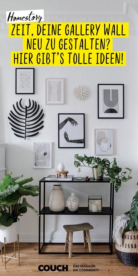 Gallery wall • Bilder & Ideen