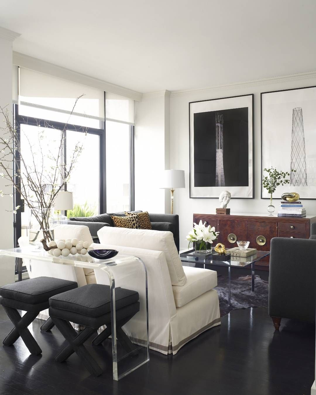 Lovely Vintage Living Room Ideas With Glamour Furniture: For Those Who Love Swoon-worthy Interiors With A Modern