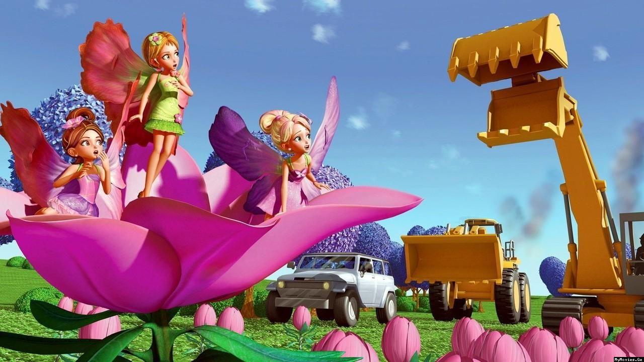 Barbie Thumbelina Filmes Da Barbie Coisas De Barbie Fadas