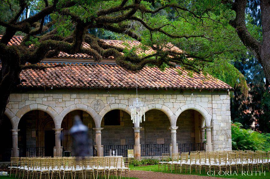 Ceremony reception venue ancient spanish monestary