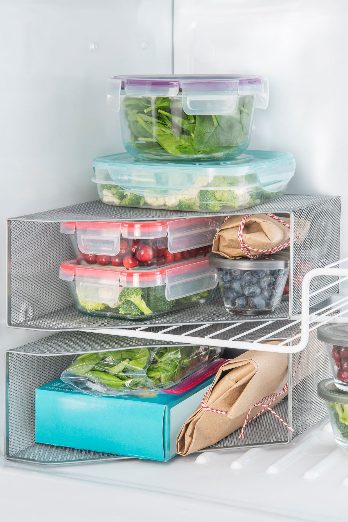 Peachy Add Instant Shelves To Your Freezer Fridge Hacks In 2019 Interior Design Ideas Apansoteloinfo