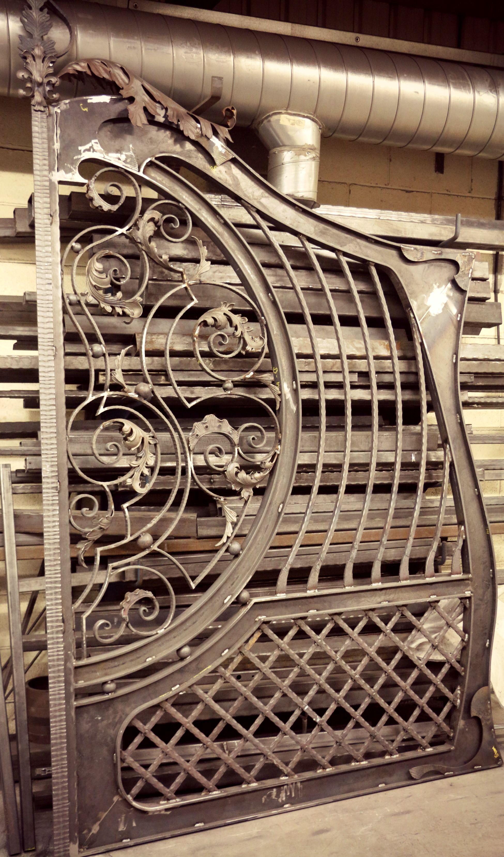 Pin by Андрей Ибрагимов on Ворота | Pinterest | Gates, Pedestrian ...