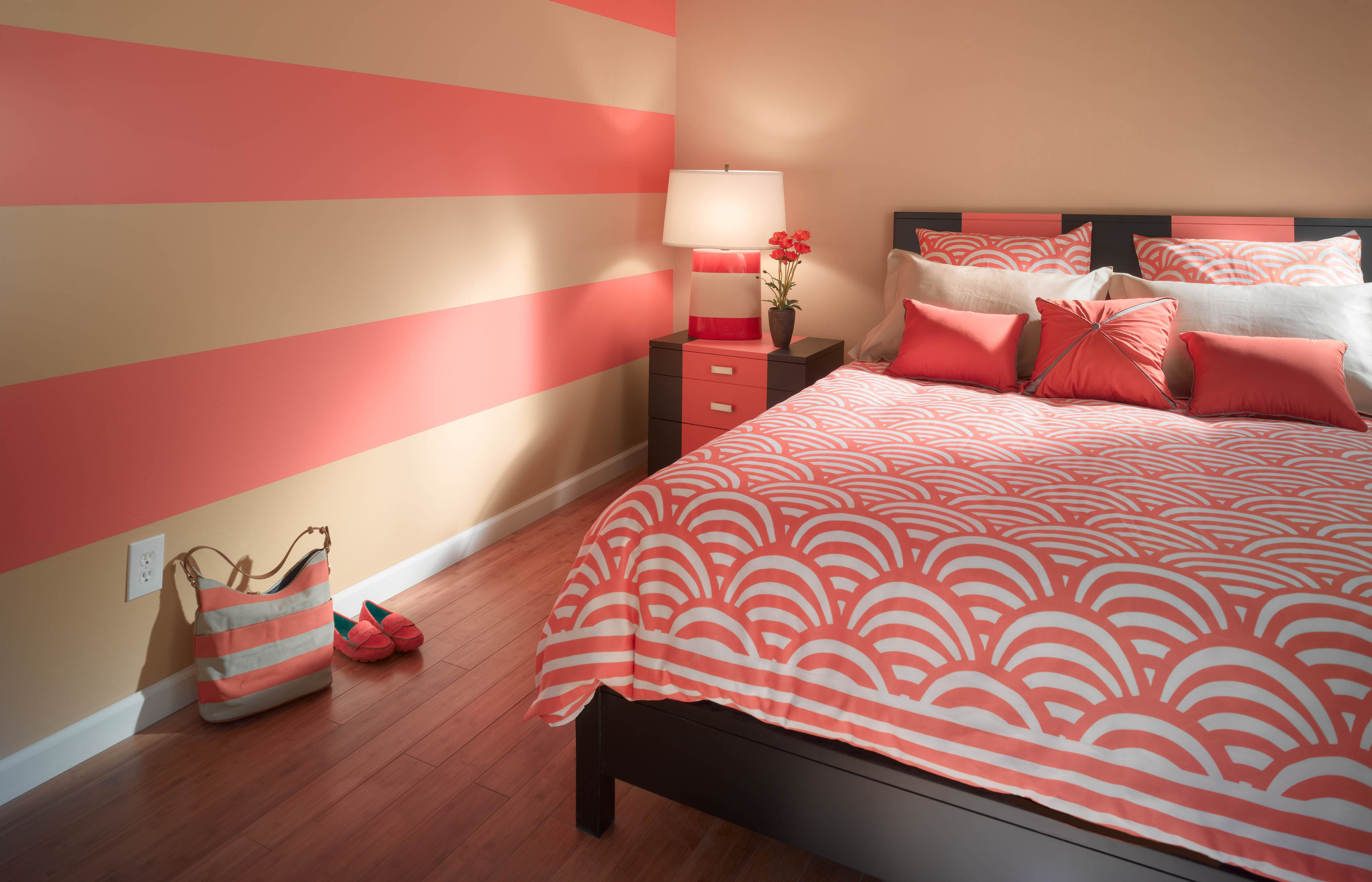 Stripes Never Go Out Of Style Interior Striped Walls
