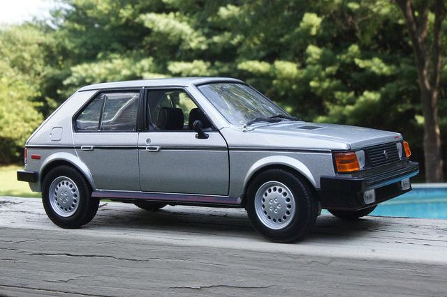 1985 Dodge Omni GLH- wife's first ride  | Cars I've owned | Dodge