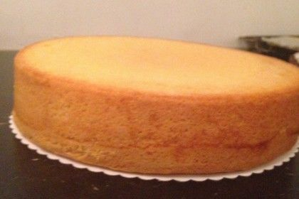 Bckermeister  Biskuitboden  Recipe  Kuchen