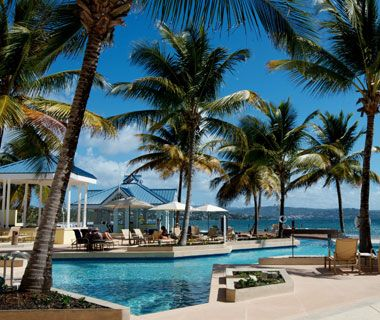 Magdalena Grand Beach Resort Tobago -  this newly renovated resort offers marble baths and ocean-view balconies in every room.