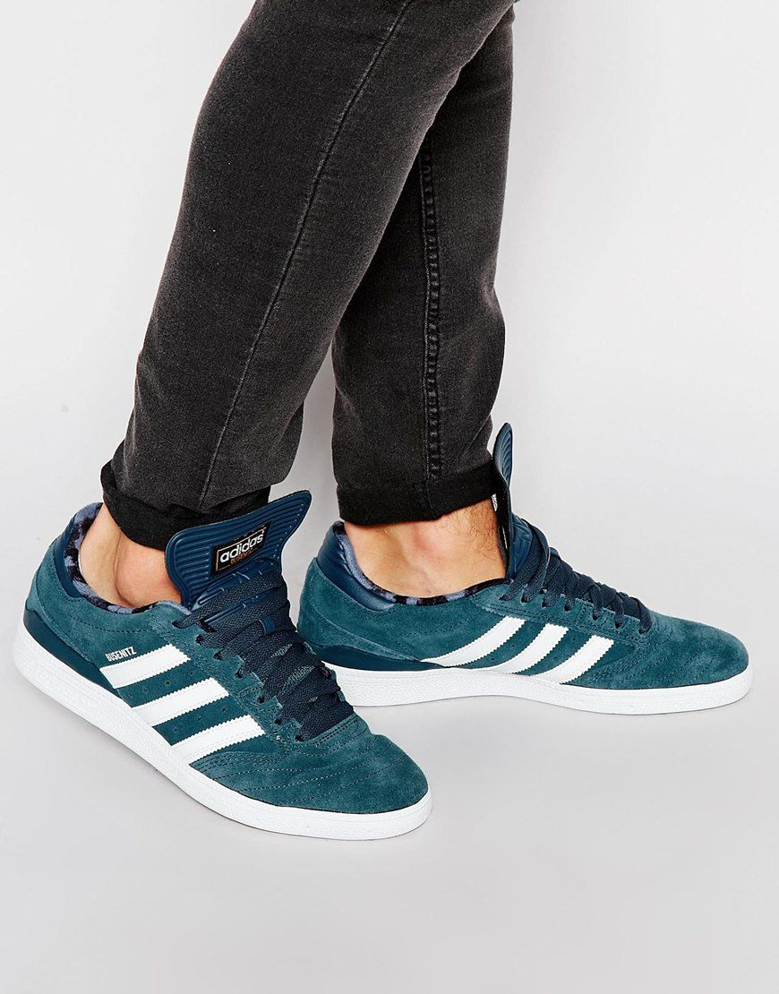 adidas Originals Busenitz Trainers D69226 at asos.com