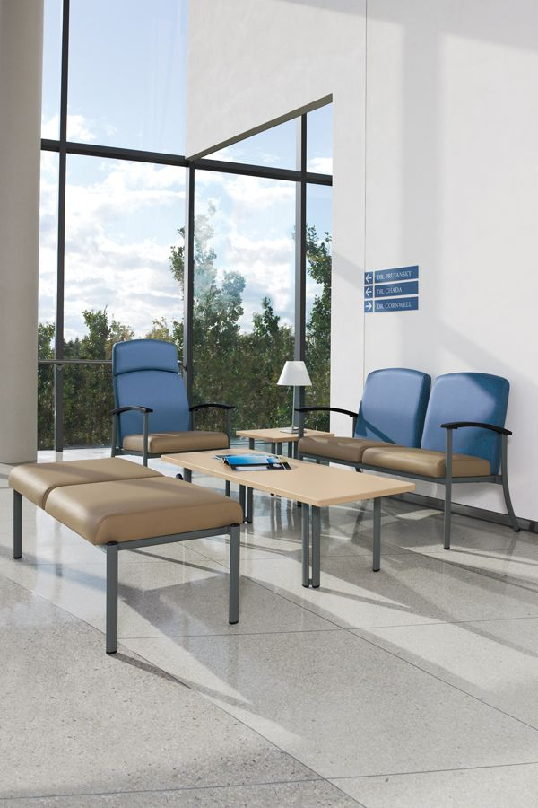 Strand Delivers Hospital Waiting Room Furniture When Durability,  Performance And Flexibility Require An Affordable Hospital Furniture  Solution.