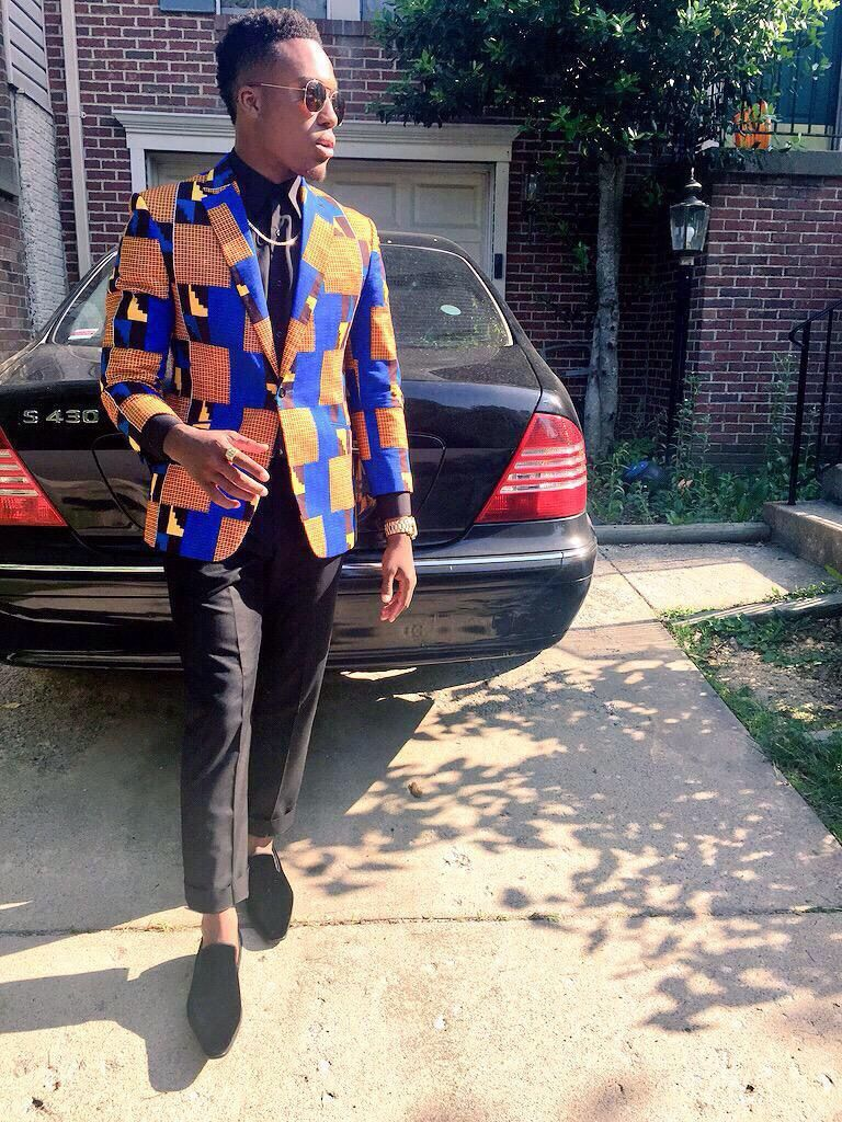 Men's African style (With images) Afrikansk herremote  African men fashion